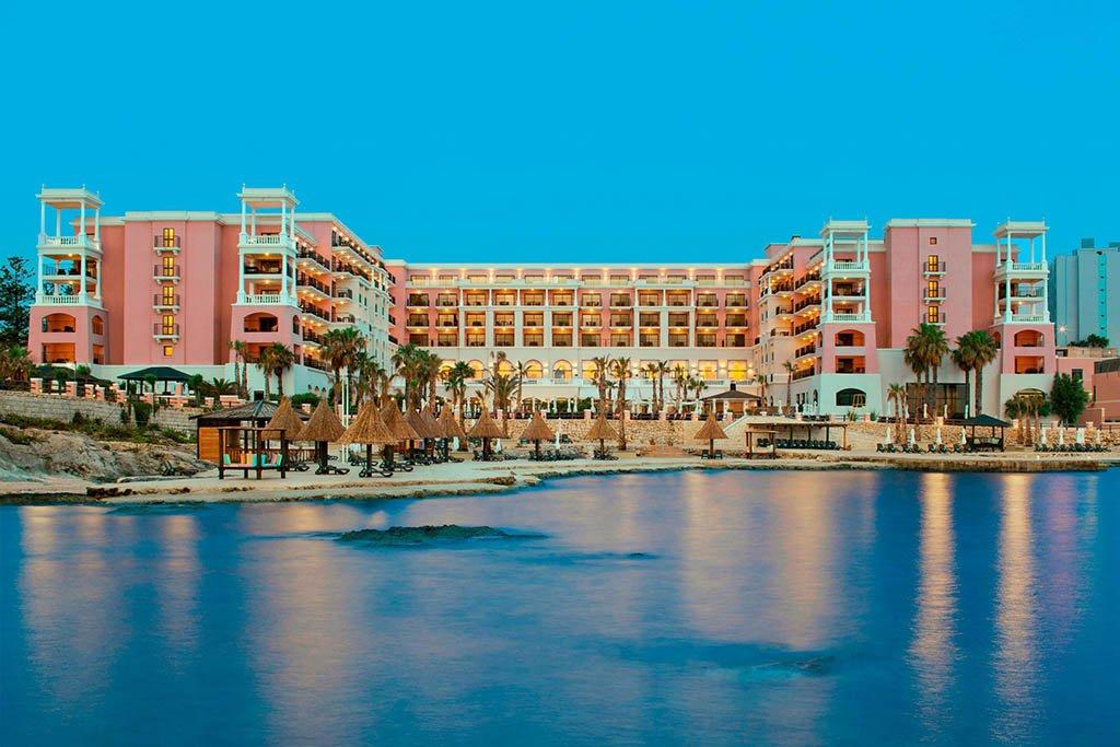 Westin Dragonara Resort Malta