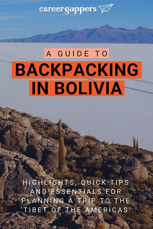 All the essentials for backpacking in Bolivia, including quick country information, safety, things to do, what to eat and drink, and how to get around. #bolivia #boliviatravel #backpackingbolivia #visitbolivia #thingstodoinbolivia