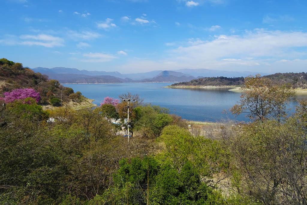Cabra Corral Reservoir Argentina