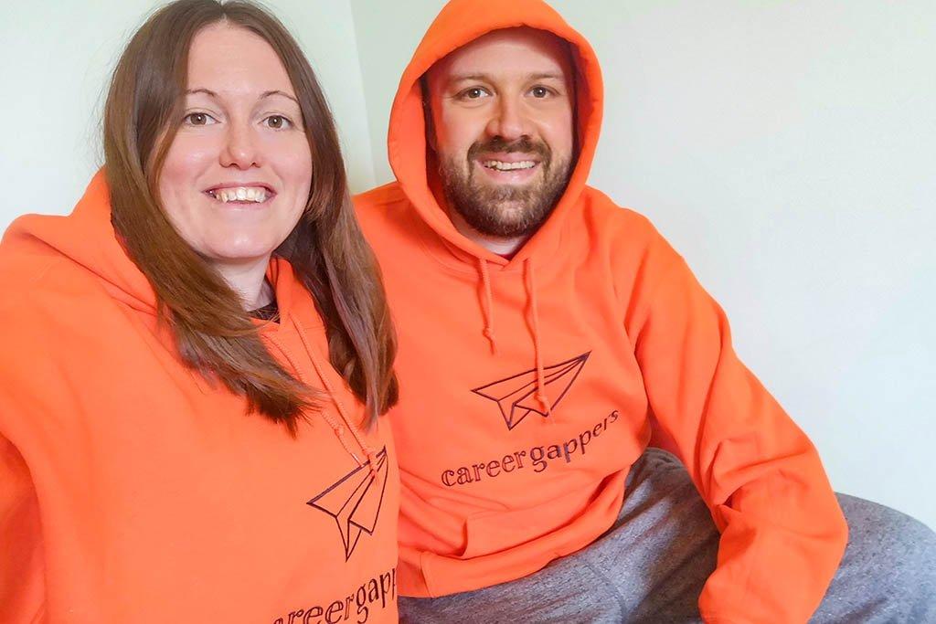 Career Gappers hoodies