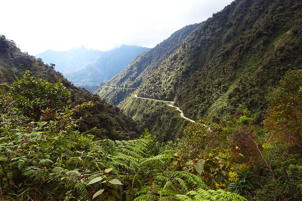 Death Road Bolivia