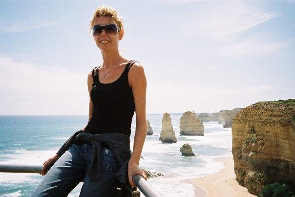 Great Ocean Road Janice Hopper