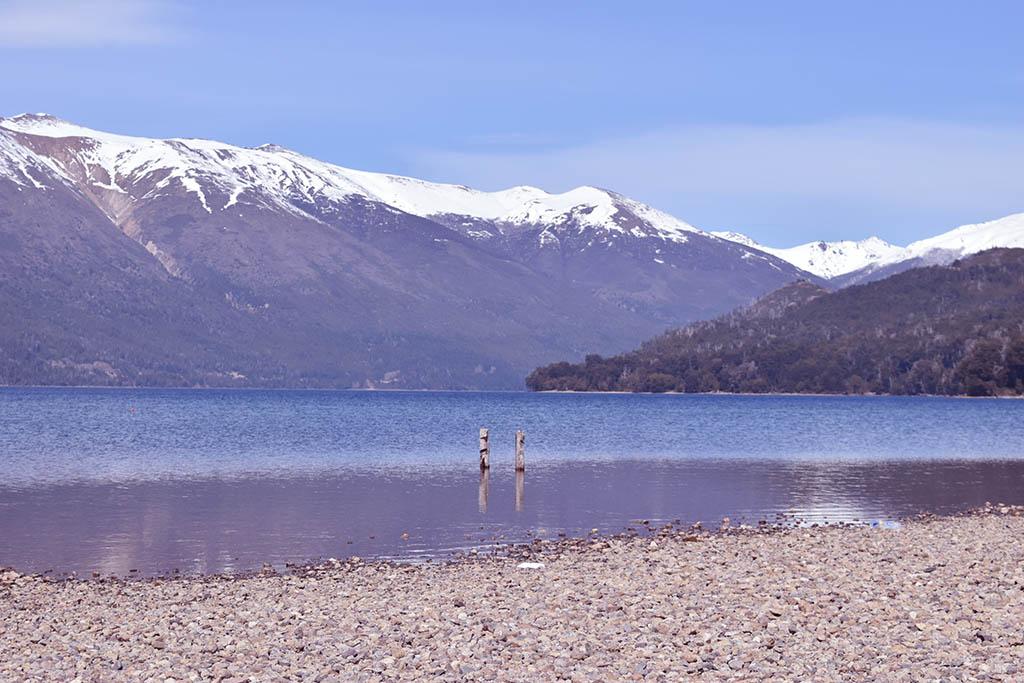 Lago Gutiérrez Argentina