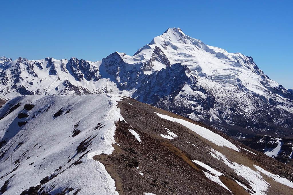 Huayna Potosi Bolivia
