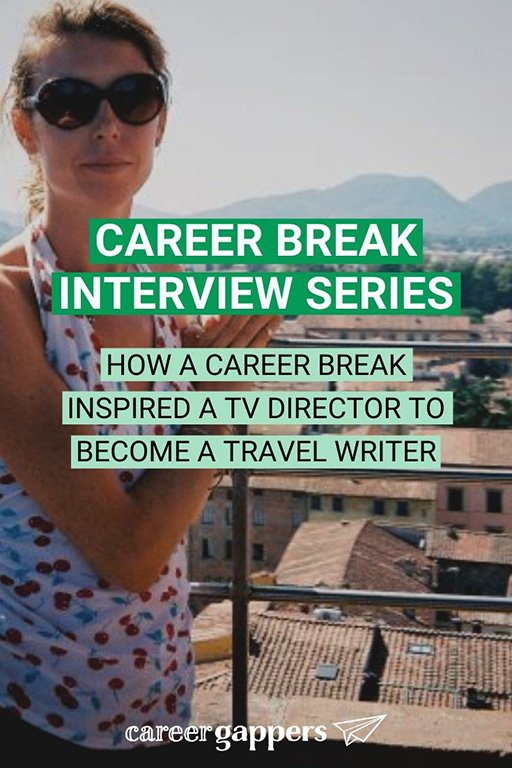 Janice Hopper took a career break from her job at the BBC to travel. She describes how the experience gave her a new sense of self-belief and freedom. #careerbreak #travelcareerbreak #sabbatical #sabbaticals #travelsabbatical