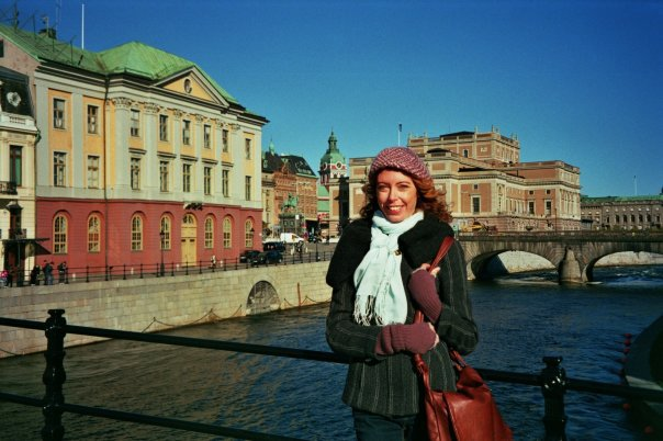 Janice spent a large proportion of her career break travelling through Europe