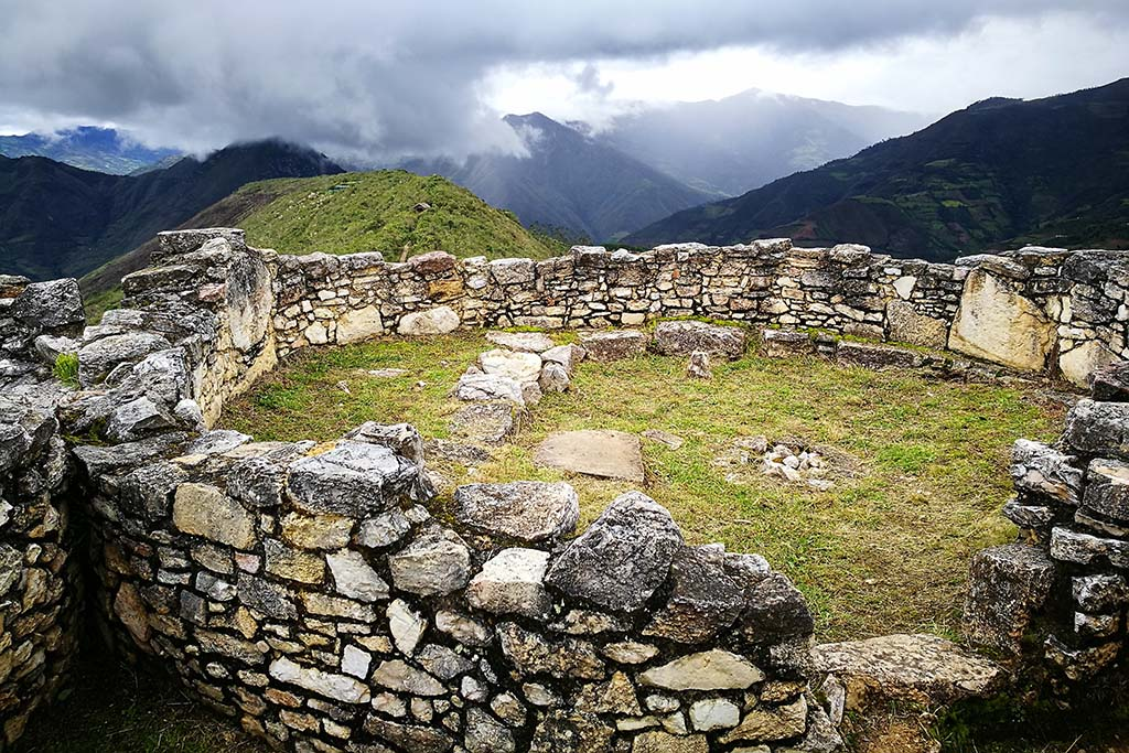 Things to see in South America: Kuelap ruins, Peru