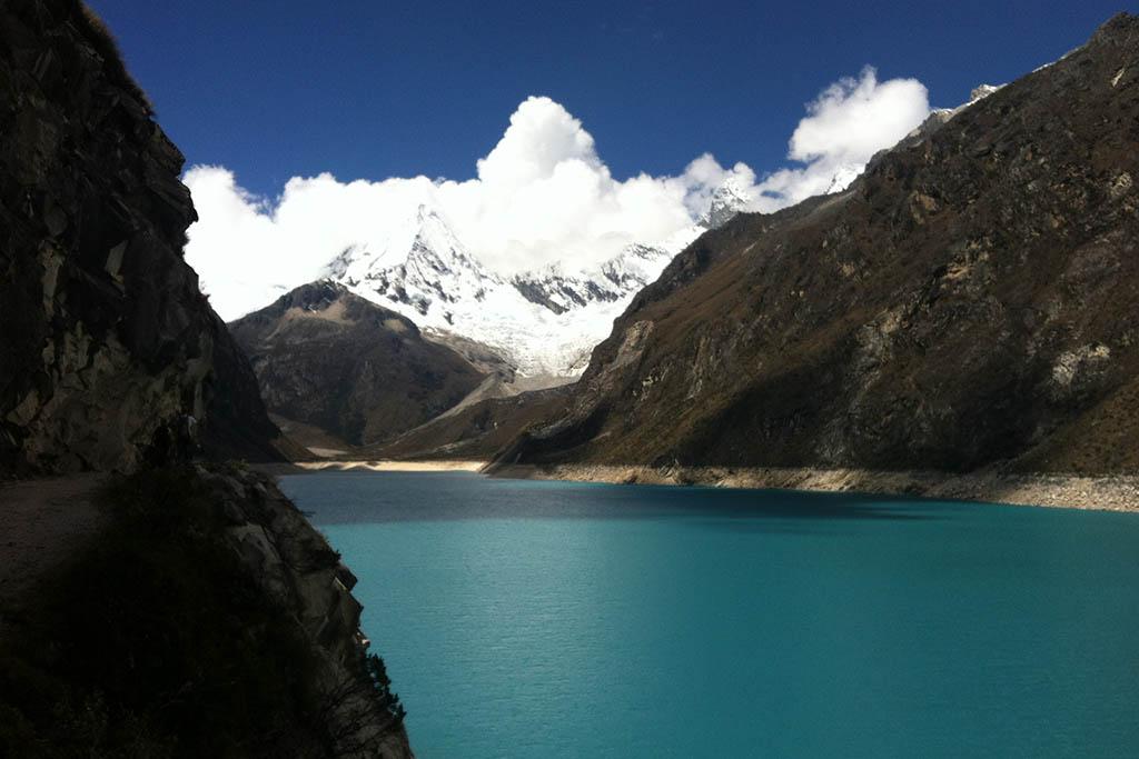 Lake Parón Peru