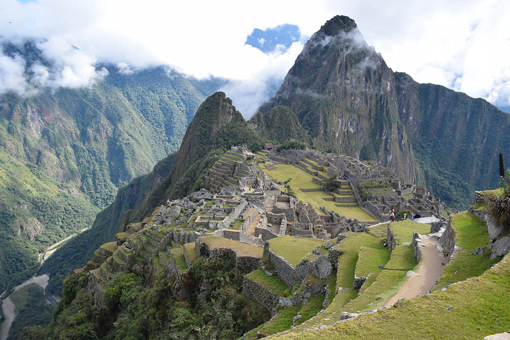 South America bucket list: Machu Picchu Peru