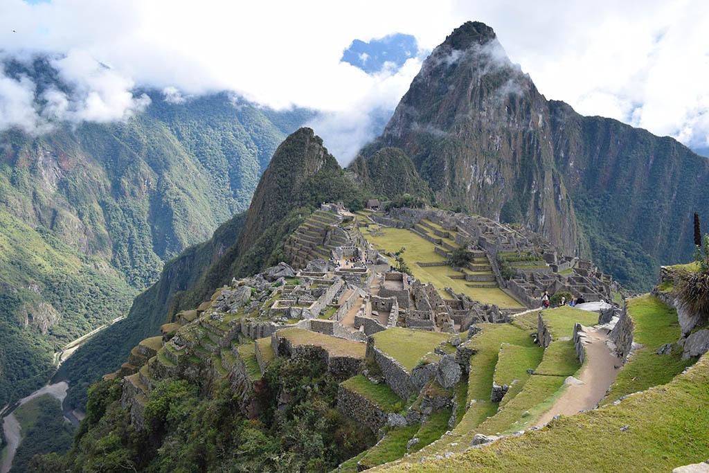 South America bucket list: Machu Picchu Peru