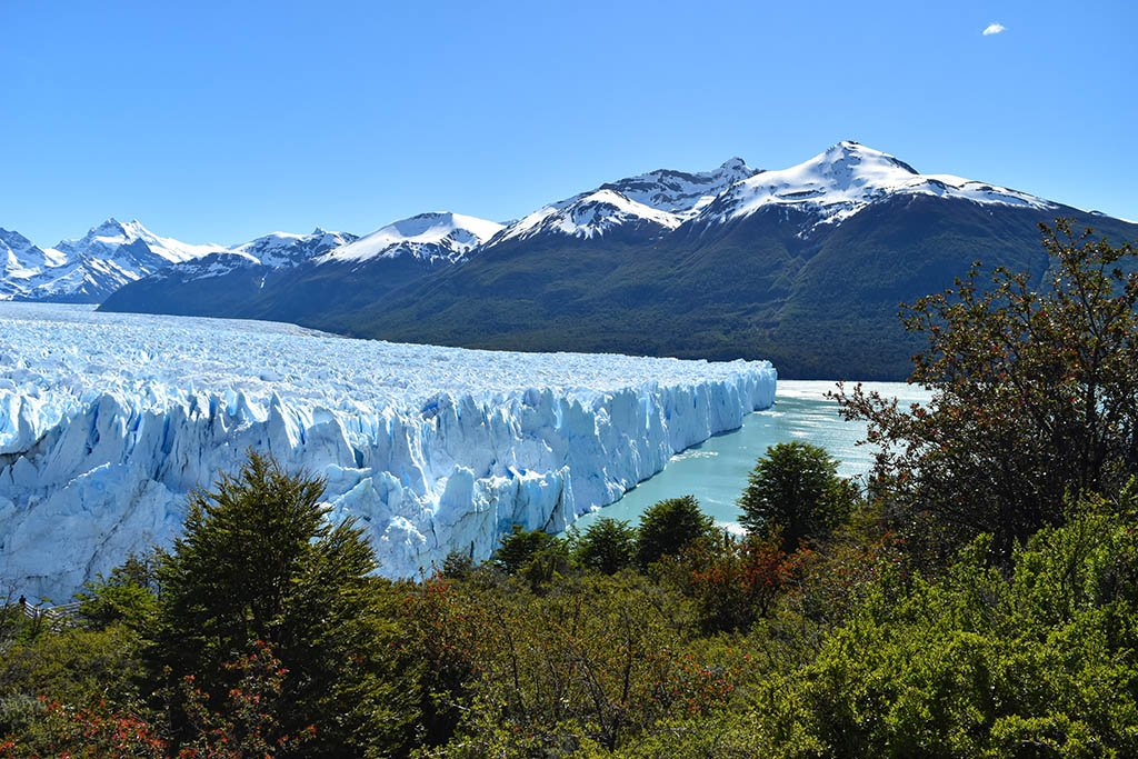 South America bucket list: Perito Moreno Glacier Argentina