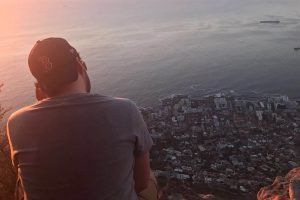 Simon Akers Cape Town view