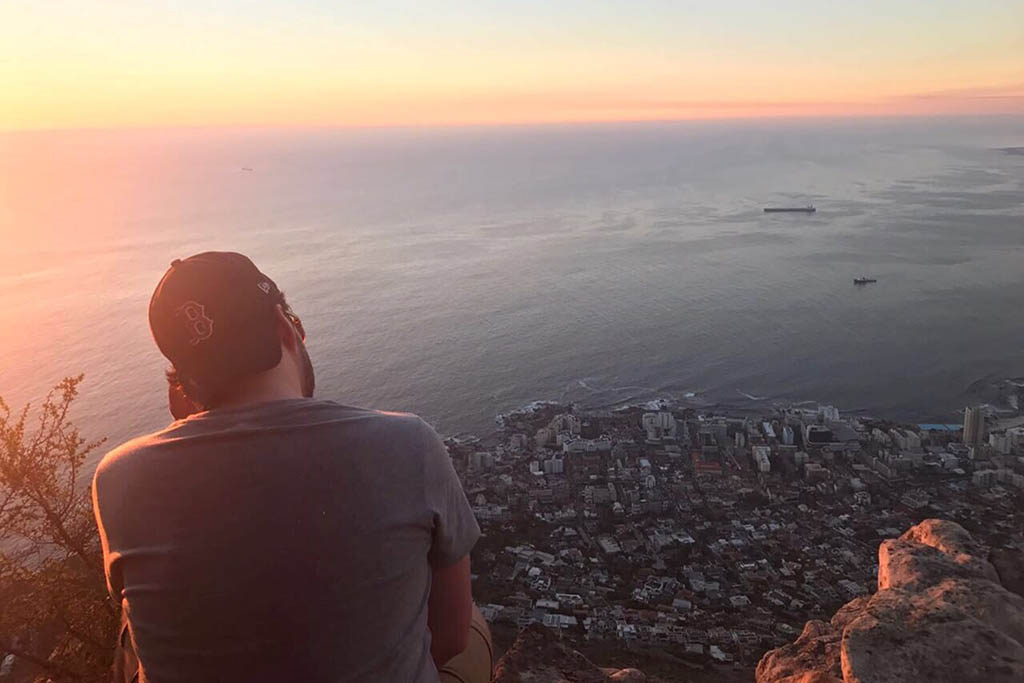 Simon Akers Cape Town