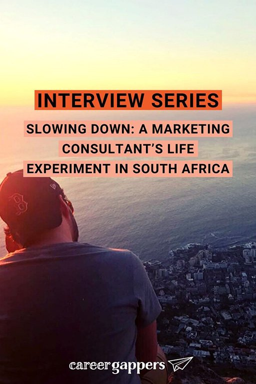 Marketing consultant Simon Akers headed to South Africa in pursuit of a remote-working dream; three months later, he returned with a new life perspective. #travelbreak #freshperspective #careerbreak #4hourworkweek #mentalhealth