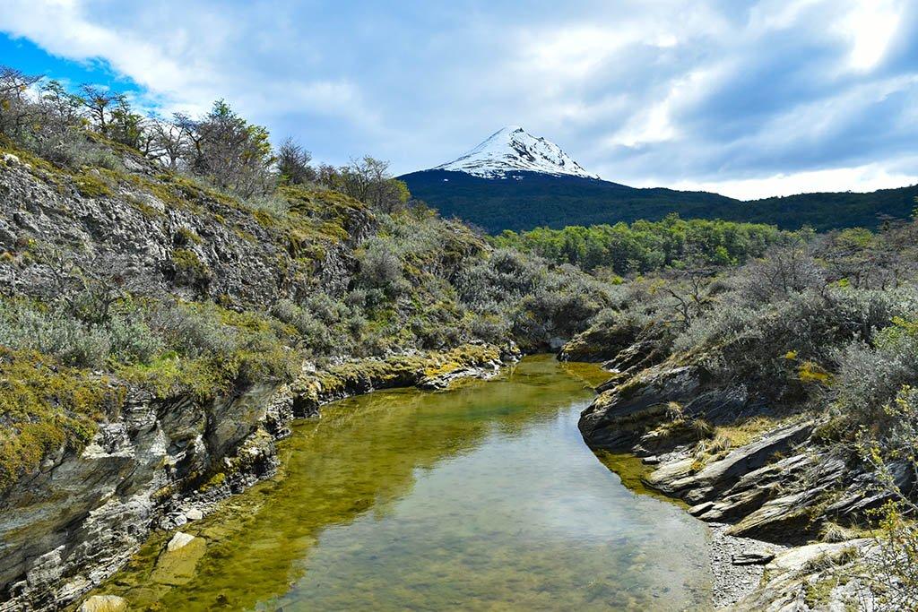 Tierra Del Fuego National Park Argentina