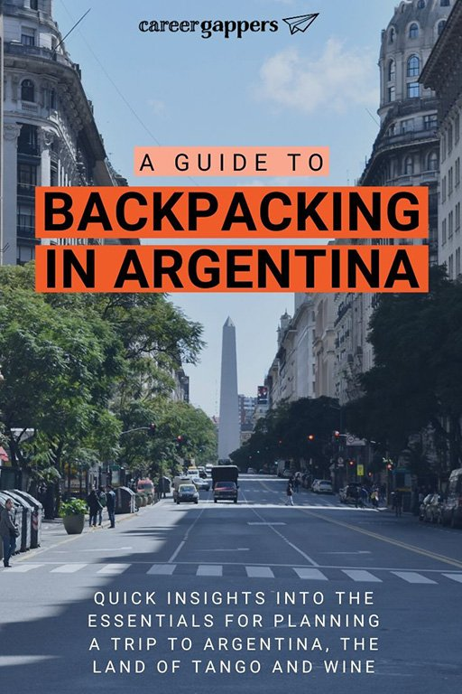 Everything you need to know about backpacking in Argentina, including the best attractions, activities, cities, food and drink, money and more. #argentina #argentinatravel #backpackingargentina #visitargentina #argentinaadventures