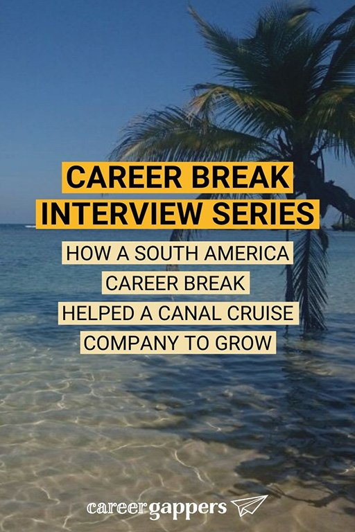 Guy Kuttner is an ex-Navy diver and owns two tourism businesses. After a career break in Latin America, he returned home full of ideas for new growth. #careerbreak #sabbatical #latinamerica #tourismindustry #tourismbusiness