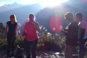 Sunshine on the Inca Trail small group tour