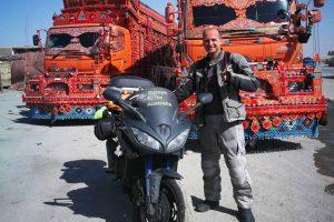 Alex Petrov Europe to Australia