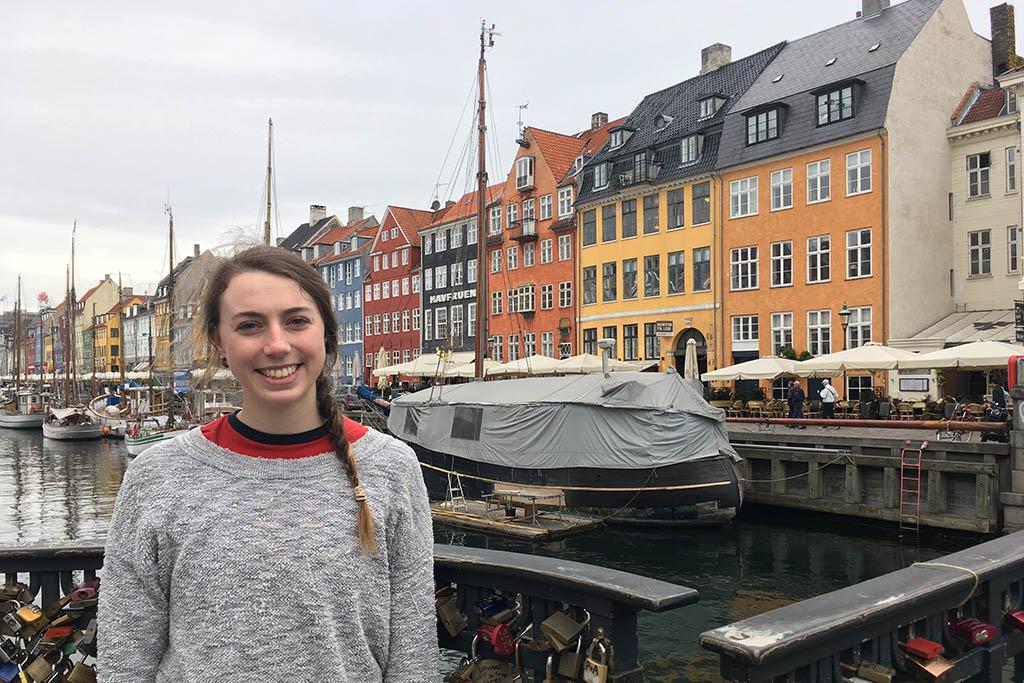 Copenhagen Nyhavn Mikaela