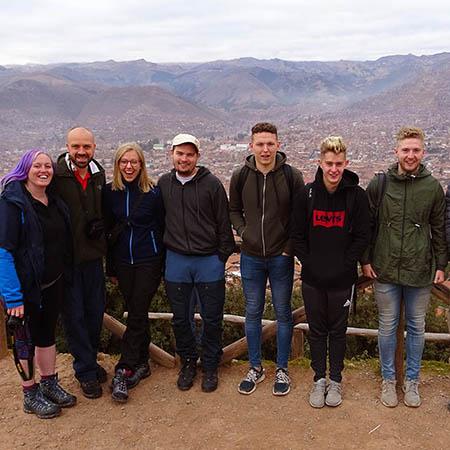 Cusco Peru small group tours in South America
