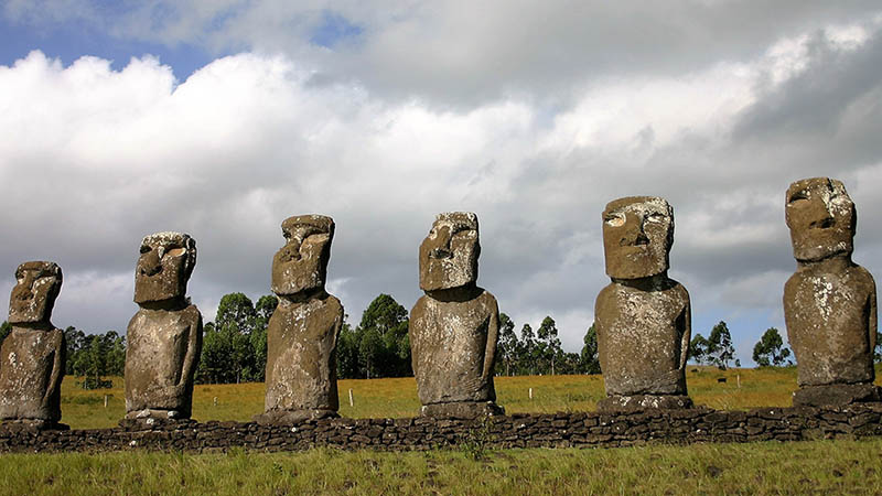 Small group tours in Chile Easter Island