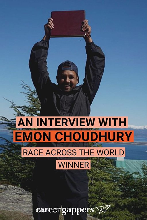 Emon Choudhury and his nephew Jamiul are the winners of the BBC's Race Across the World season two. He discusses the experience in this interview. #emonandjamiul #raceacrosstheworld #ratw #bbcraceacrosstheworld #bbcratw