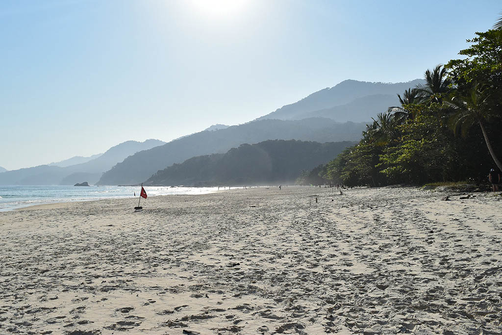 Lopes Mendes on the island of Ilha Grande is one of the best beaches in South America