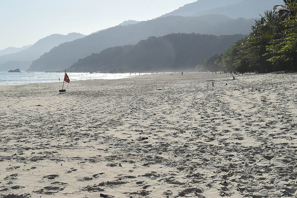 Lopes Mendes best beaches in South America