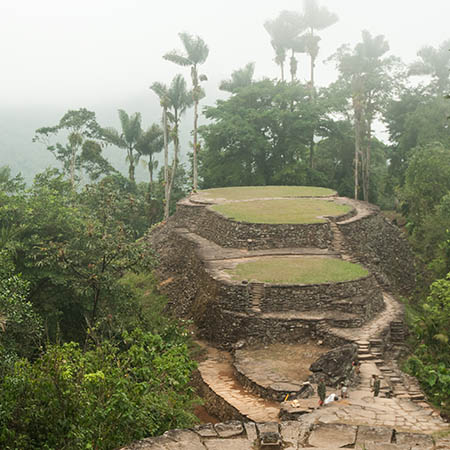 Colombia Lost City