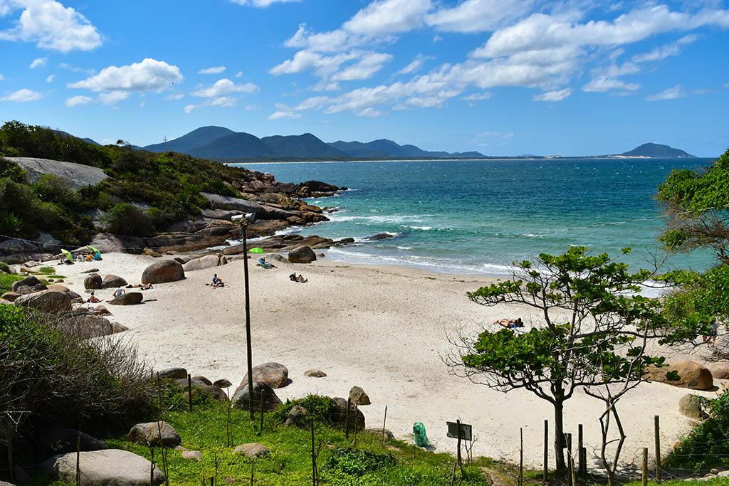 Prainha da Barra Florianopolis Brazil