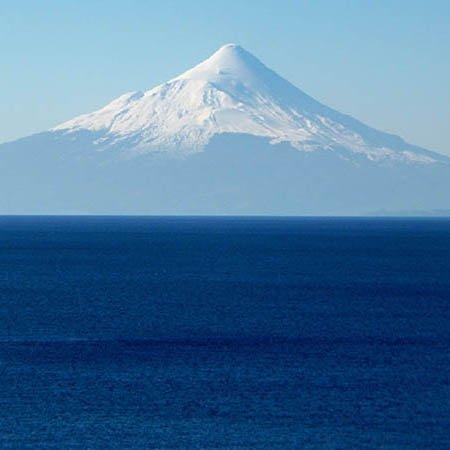 Puerto Varas Osorno volcano