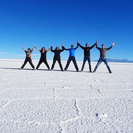 Salar de Uyuni small group tour photo