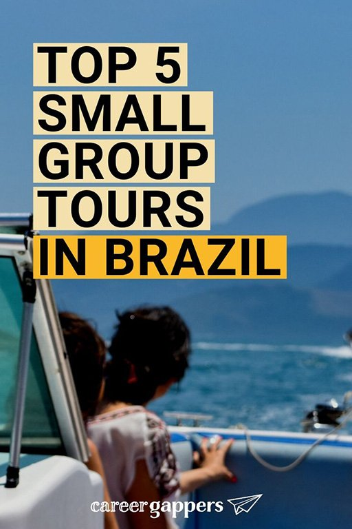 We compile the best small group tours in Brazil and our recommended operator for exploring the land of samba, sunshine and soccer in a safe way. #brazil #braziltours #iguassufalls #visitbrazil #brasil