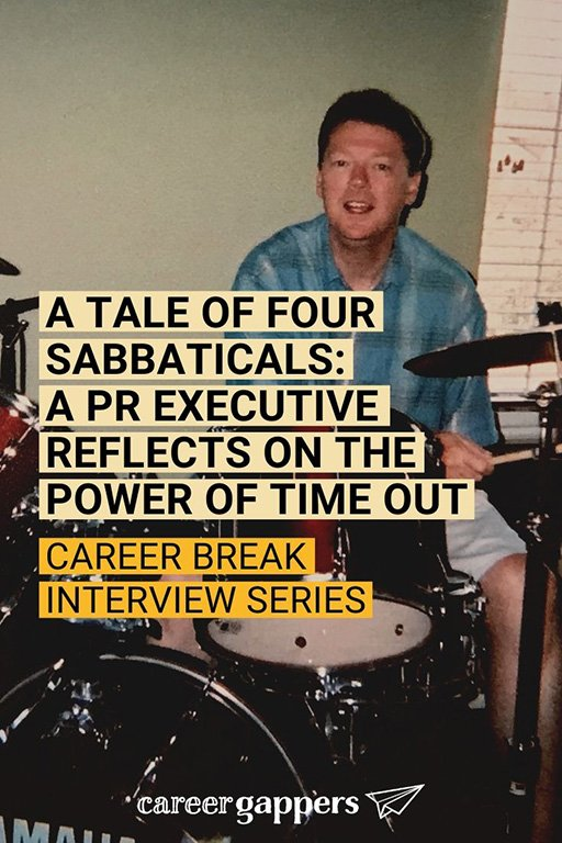 Tim Brown, CEO of Candid Communications, discusses his experience of taking four sabbatical breaks utilising a generous policy at his previous agency. #sabbatical #sabbaticals #careerbreak #timeoff #timeout