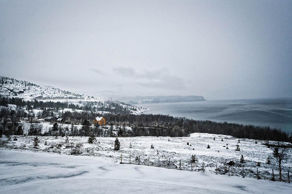 Best winter destinations in Europe: Alta, Norway