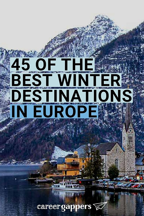 We compile selections from travel bloggers on the best winter destinations in Europe, from towns and cities to mountains and coastline. #europeinwinter #wintereurope #winterdestinations #europe #wintertravel