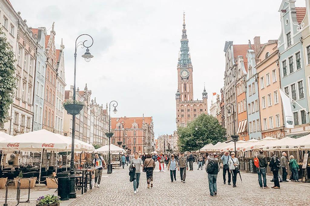 Winter destinations in Europe: Gdansk