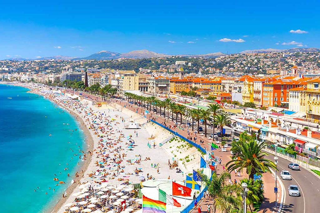 Nice is one of the best winter destinations in Europe