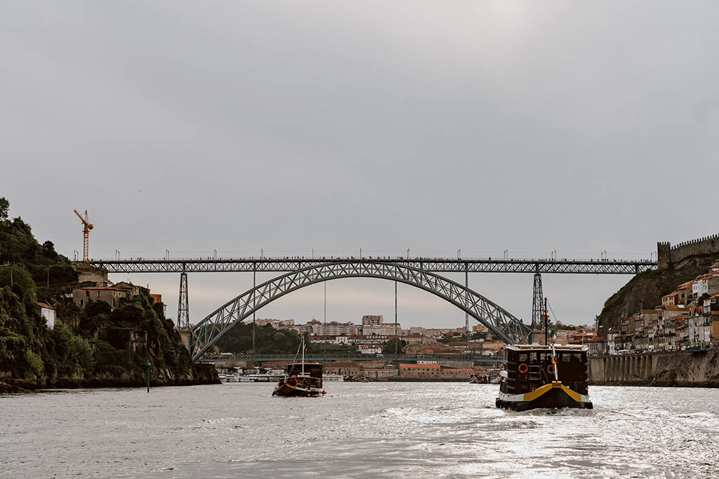 Porto, Portugal – photo copyright Along Dusty Roads