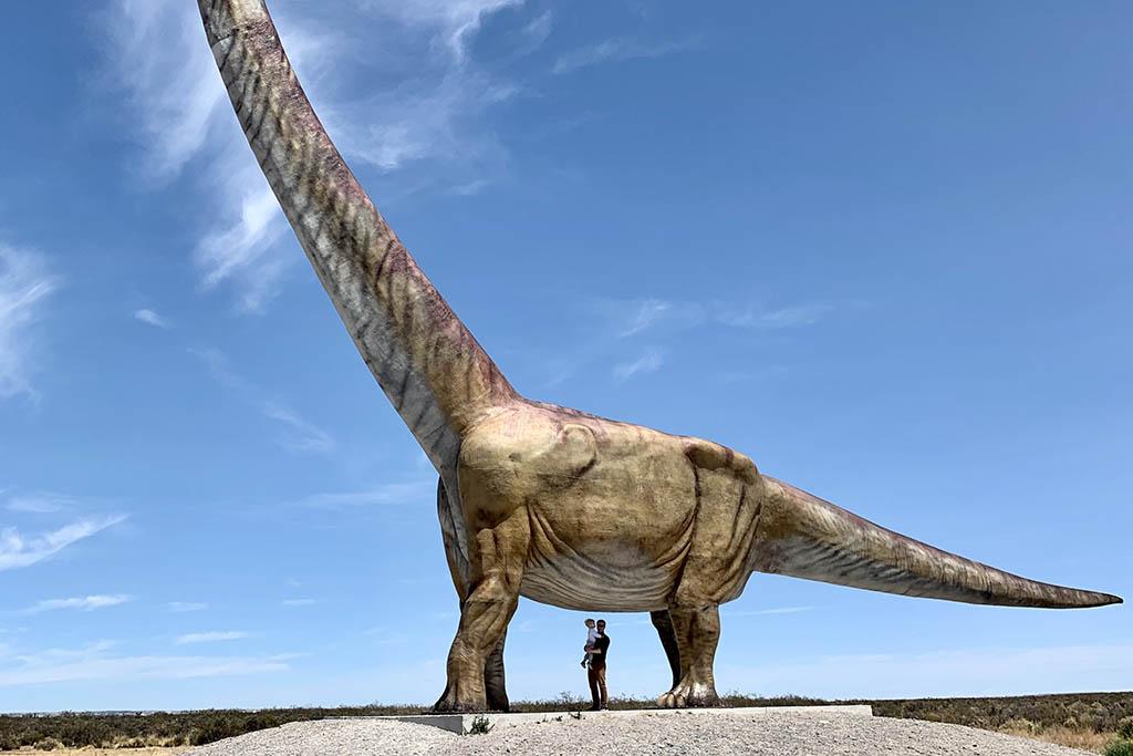 Puerto Madryn Dinosaur