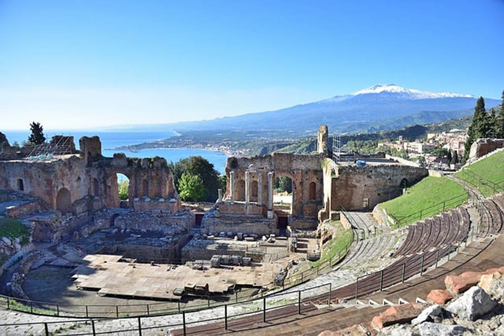 Sicily is a great place to visit in winter