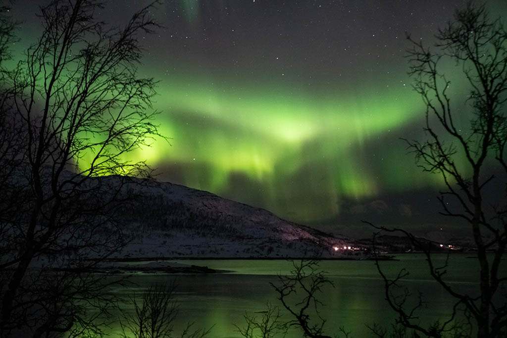 Tromso is one of the best winter destinations in Europe