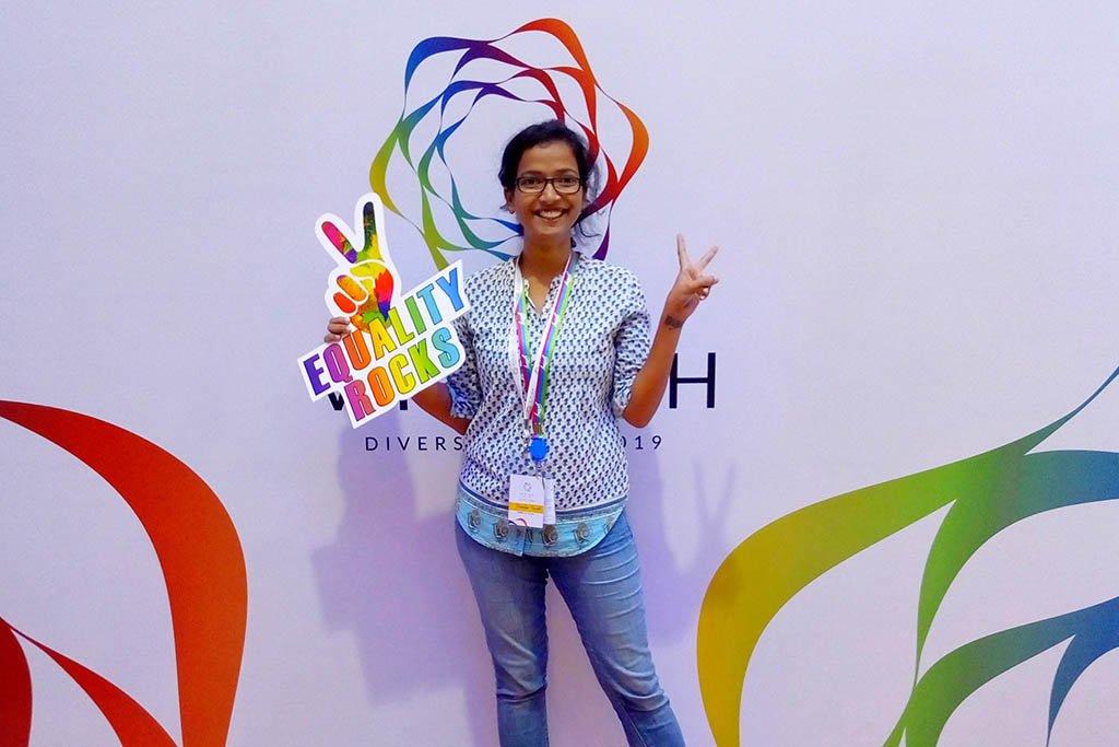 Manisha Singh diversity and inclusion work