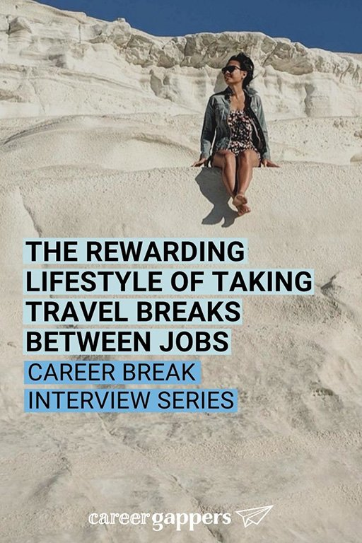 Pam Yang has interspersed her marketing career with travel breaks between jobs. This interview explores her varied and fulfilling lifestyle. #travelbreak #careerbreak #timeout #sabbatical #travelcareerbreak