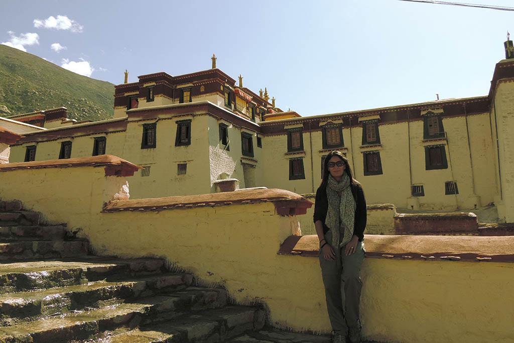 Career break in your 40s: Harjit in Tibet