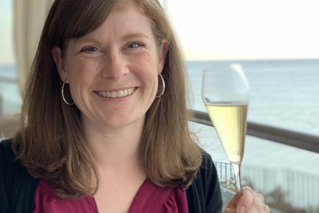 Susie now runs her own travel agency, Carpe Diem Traveler