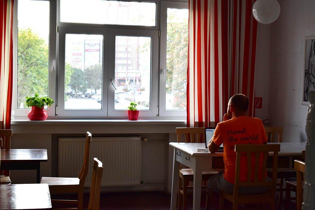 Workcations: busy in Bratislava, Slovakia