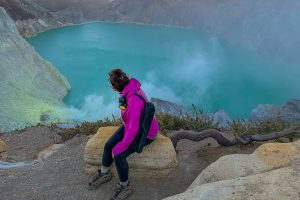 Mount Ijen Indonesia Geena Truman