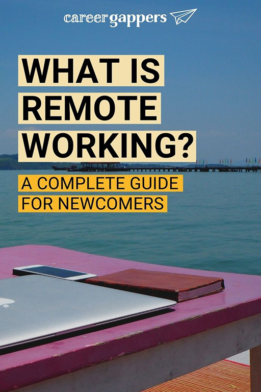 What is remote working? In this handy guide, we look at remote working meaning and definitions, and highlight the many benefits. #remotework #remoteworking #workingremotely #remoteworkingbenefits #workremote